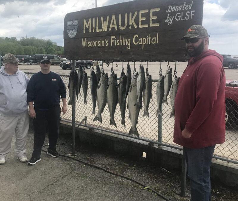 Fishing Report – September 5, 2018