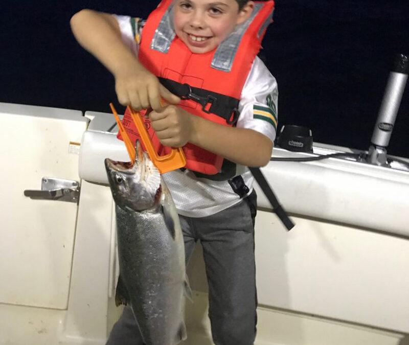 Fishing Report – July 31, 2018